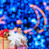 Celebrate bokeh background 003 — Stock Photo