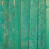 Paint on an old boards — Foto Stock