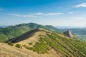 Mountaine peyzaj — Stok fotoğraf
