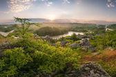 Morning landscape — Stock Photo