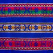 Bolivian pattern — Stock Photo