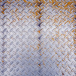 Seamless steel diamond plate — Stock Photo #18209565