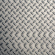 Steel diamond plate texture — Stock Photo