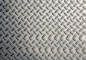 Textura de placa de acero de diamante — Foto de Stock