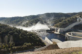 Alqueva dam — Stock Photo