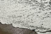 Sea foam — Stock Photo