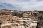 Marble quarry — Stock Photo