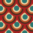 Royalty-Free Stock Obraz wektorowy: Seamless circle pattern