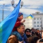 Постер, плакат: Meeting for Ukraine