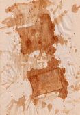 возрасте мятой бумаги — Стоковое фото