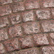 Road paved with paving tiles, textures — Stock Photo #22668177