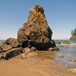 Stock Photo: Rock Pinnacle on OceBeach