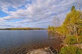 Late Afternoon in the Boundary Waters — Stock Photo