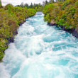 Blue Waters in Narrow Canyon — Stock Photo