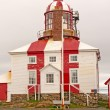 Old LIghthouse on the Atlantic Coast — Stock Photo #18987217