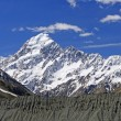 Snow capped Peak against the sky — Stock Photo #31860875