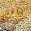 Basalt Columns and Pillow Lava at the Giant's Causeway — Stock Photo