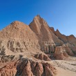 Badlands in the morning — Stock Photo #6314141