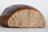 Loaf of traditional Russian rye hearth bread — Stock Photo