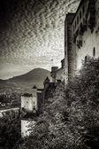Castle in Salzburg, Austria — Stock Photo