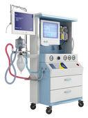 Medical narcosis device — Stock Photo