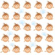 Royalty-Free Stock Vector Image: Smilies, set