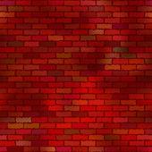 Brick wall, seamless — Stock Photo