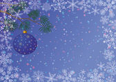 Christmas background — Stok fotoğraf