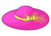 弓を持つ帽子 — ストック写真