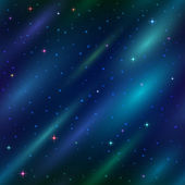 Abstract space background, seamless — Stock Photo