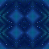 Abstract blue seamless pattern background — Stock Photo