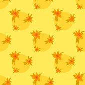 Flower background, seamless — ストック写真