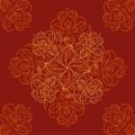 abstrakt floral bakgrund — Stockfoto #18637753