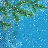 圣诞假日背景 — 图库照片