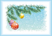 Christmas holiday background — Foto de Stock