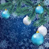 Christmas holiday bakgrund — Stockvektor