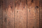 Brown wooden lining boards — Stock Photo