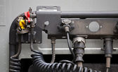 Pneumatic unit — Stockfoto