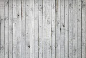 Background texture of old white painted wooden wall — Stock Photo