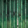Detailed background texture of old dark wooden wall — Stock Photo