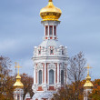 Old Orthodox Church of the Nativity in St.Petersburg, Russia — Stock Photo