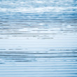 Still calm lake water surface abstract background — Stock Photo