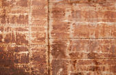 Rusted metal wall detailed grunge photo texture — ストック写真