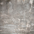 Old dark weathered concrete wall texture — Stock Photo