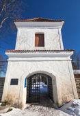 Pirita Convent entrance tower — Stock Photo