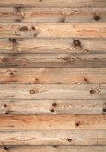 Uncolored wooden wall. Detailed photo background texture — Stock Photo