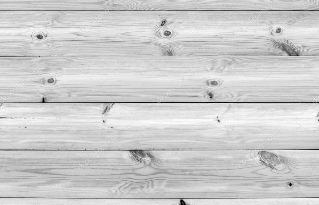 Mur en bois blanc fait de planches de pin arbre texture for Planche de bois blanchi