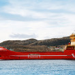 "Norwegian Platform supply ship ""Viking Avant"" — Stock Photo"