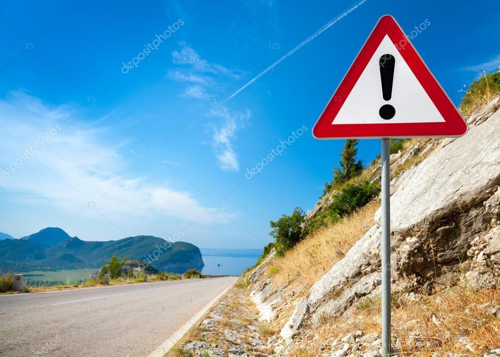 знак красный треугольник с восклецательным знаком