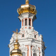 Church of the Resurrection in the Smolensk cemetery area, St.Petersburg, Russia — Stock Photo